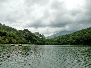 Pookode Lake is the smallest and highest freshwater lake in Kerala