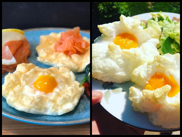 Cloud eggs: this is how you prepare the healthy and tasty baked eggs that triumph in Instagram,healthy,health,Food,Cloud eggs,cloud eggs recipe,healthy and tasty baked eggs,tasty baked eggs recipe,