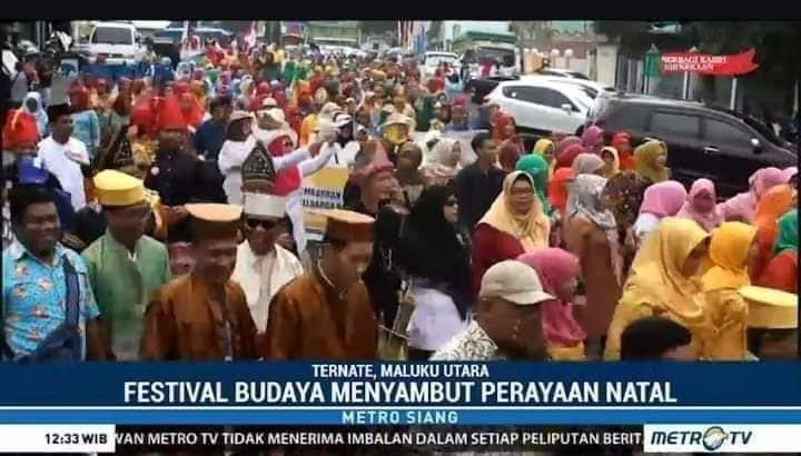 "MetroTV Tipu Headline ""Budaya Sambut Perayaan Natal"", Fakta di Lapangan Begini"