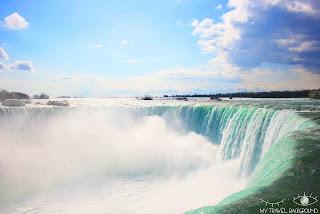 My Travel Background : top 5 de mes souvenirs 2015 ! Chutes du Niagara Canada
