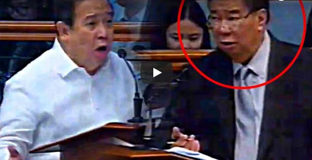 Tagisan Ng Talino! Gordon At Drilon Nagkasagutan Sa Senado!