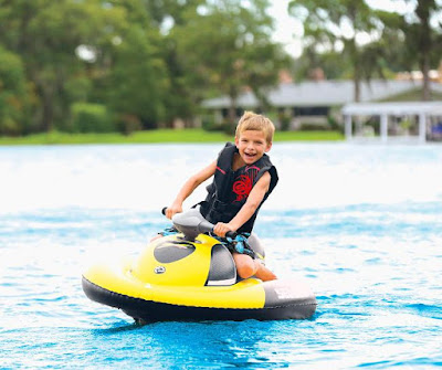 Inflatable Water Scooter