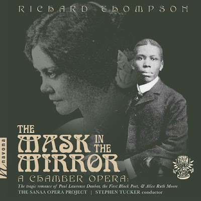 Navona Records:  The Mask in the Mirror  Opera on Poet Paul Laurence Dunbar