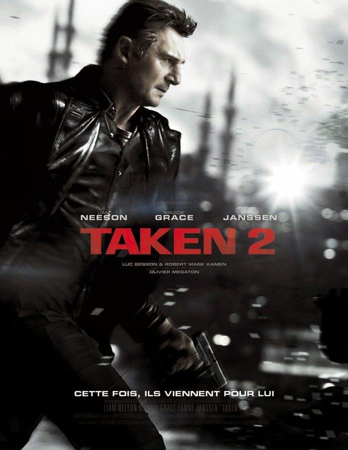 Taken 2 เทคเคน 2 ฅนคม ล่าไม่ยั้ง [HD][พากย์ไทย]