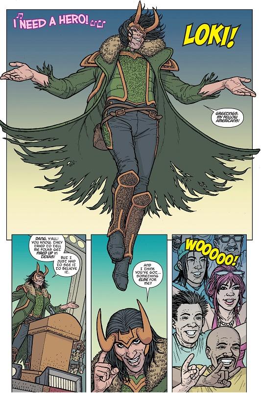 Loki o Deus da trapaça!