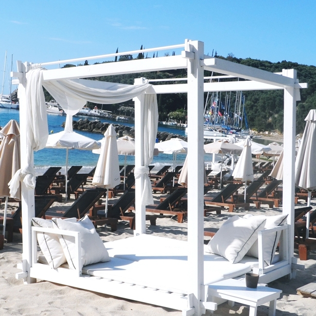 Jelena Zivanovic Instagram @lelazivanovic.Glam fab week.Valtos beach Parga.