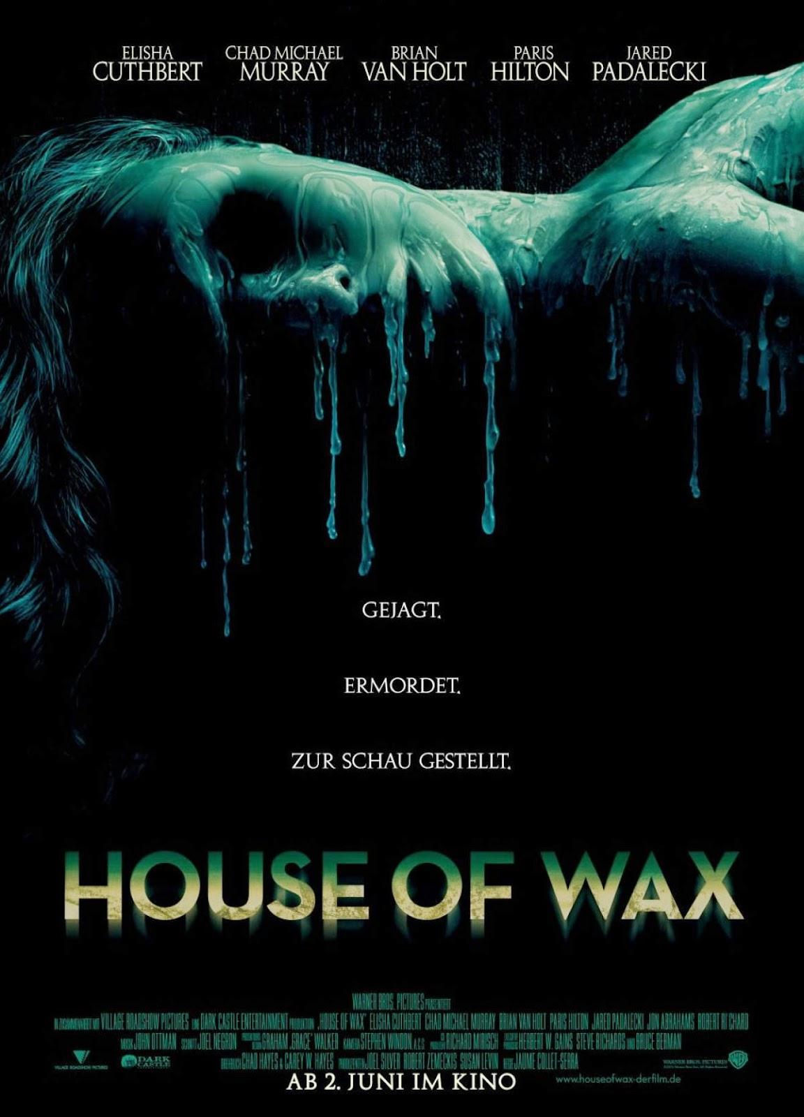House of Wax บ้านหุ่นผี [HD][พากย์ไทย]