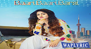 Baari Baari Barsi Lyrics | Miss Pooja
