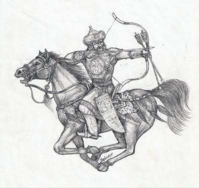 nomád harcmodor