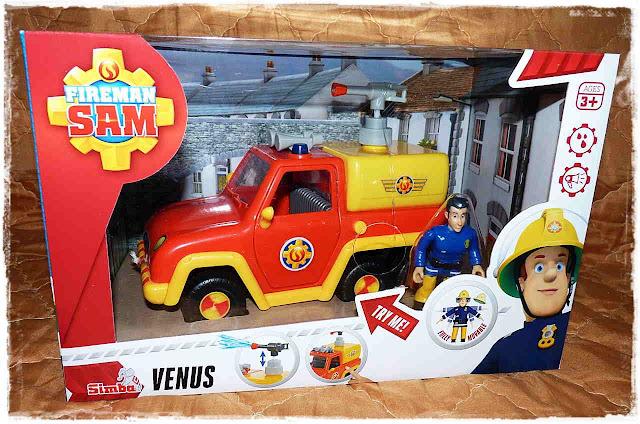 pojazd Venus, Strażak Sam, MODINO