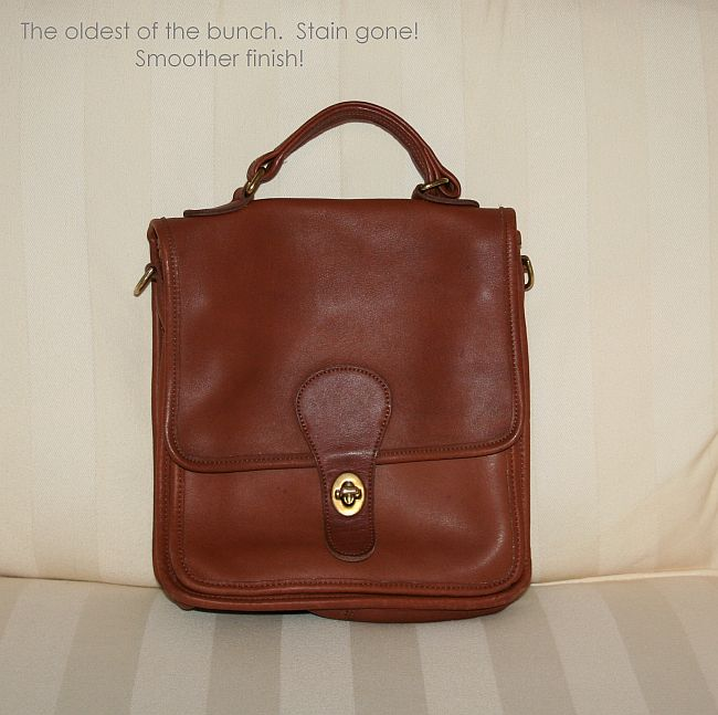 The Elegant Bohemian  Can you REALLY machine wash leather    90c098515f01c