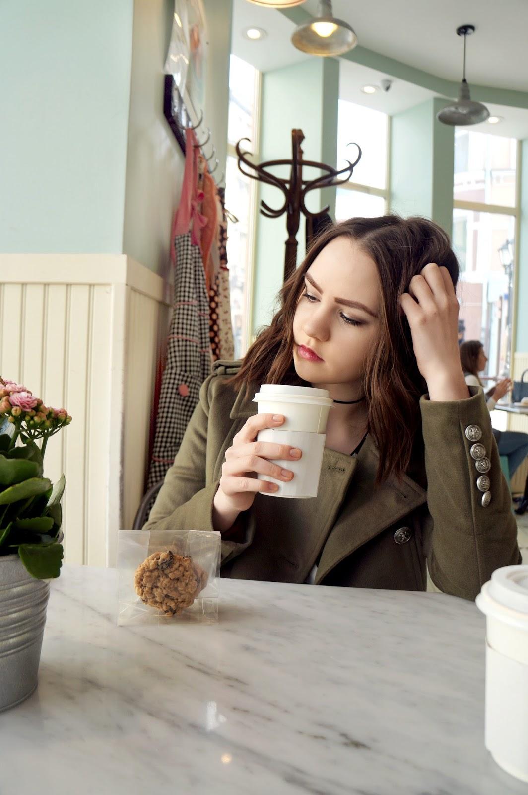 Magnolia Bakery Moscow | Fashion Blogger | Alina Ermilova