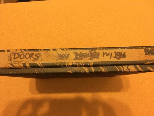 Johnkatsmc5 The Doors Live At London Fog May 1966