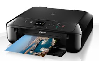 The multifunction printer that has a scan Canon PIXMA MG5700 Series Printer Driver Download