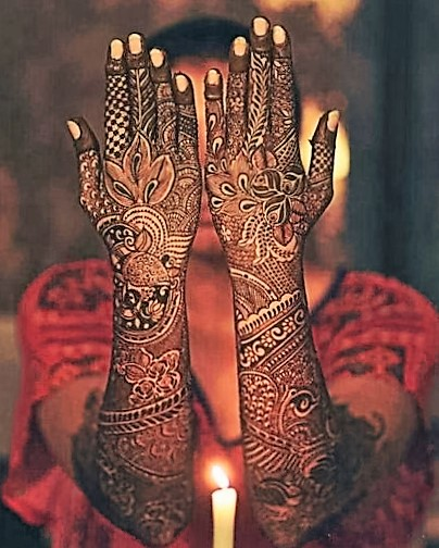 Mehndi Design for 2019
