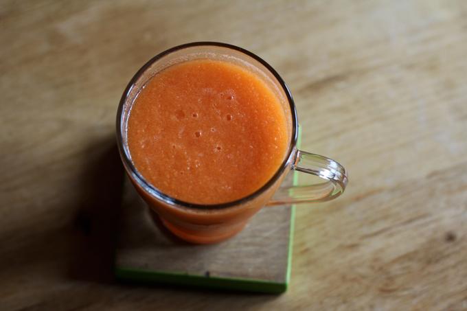 Golden Beet & Ginger Juice recipe http://www.archieandtherug.com/2018/05/golden-beet-ginger-juice.html