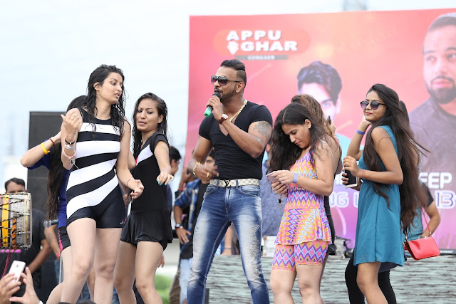 Oysters Beach, Waterpark Organized Independence Day celebrations