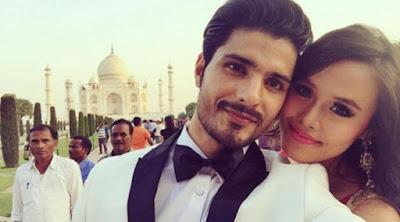 Foto Terbaru Vin Rana dan Istrinya