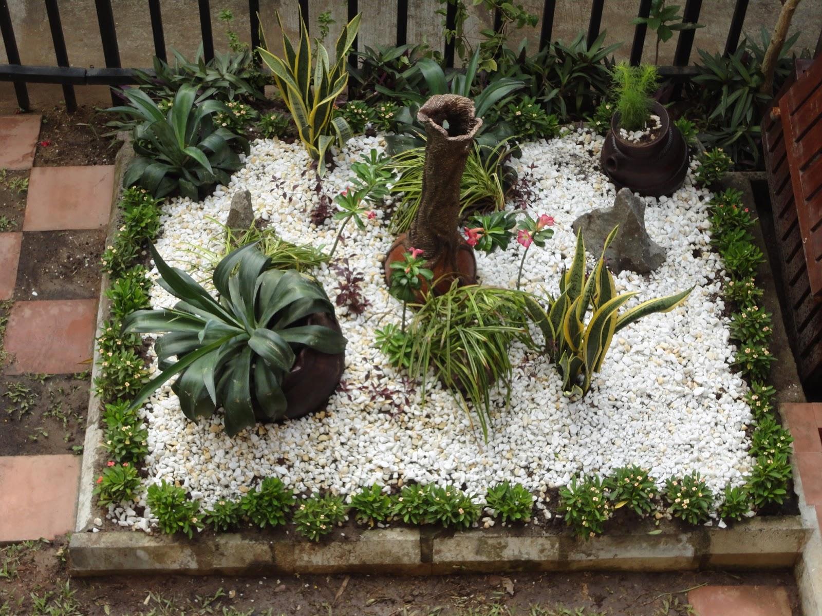 Flower pot rock garden - All |Rock Garden With Pots