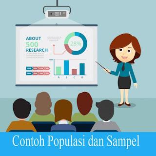 6 Contoh Populasi Dan Sampel Penelitian Pada Skripsi Kualitatif