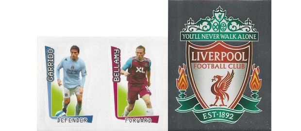 28 Merlin Premier League 07 club emblema Aston Villa no