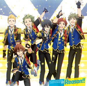 "Download Ost Opening Anime The iDOLM@STER SideM ""Reason!!"" by 315 STARS"