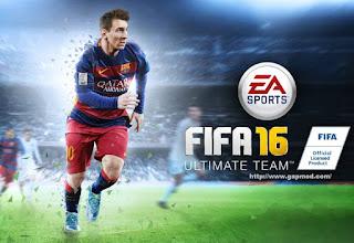 Download FIFA 16 Ultimate Team v2.0 Apk Data Direct Link