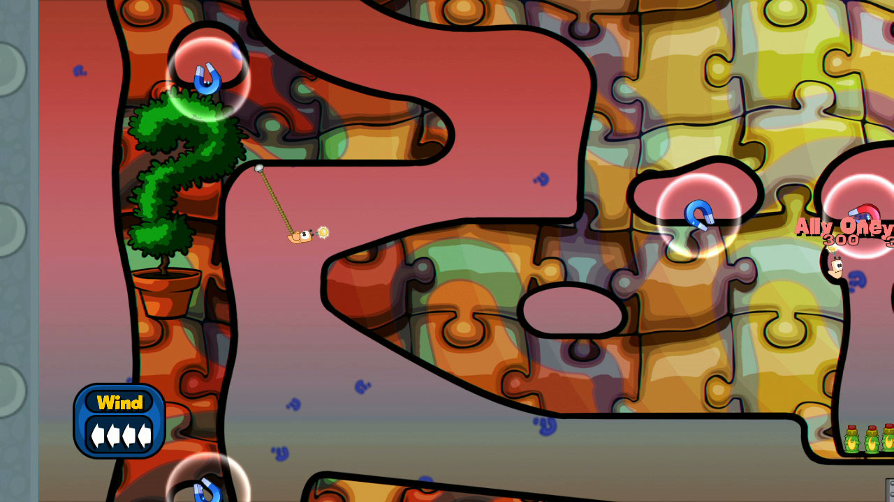 Worms reloaded cheats