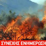 Ο πύρινος «εφιάλτης» συνεχίζεται στην Κερατέα, Ολονύχτια ''μάχη'' με τις φλόγες