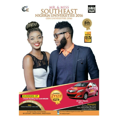 mr and miss southeast nigeria university for lexhansplace