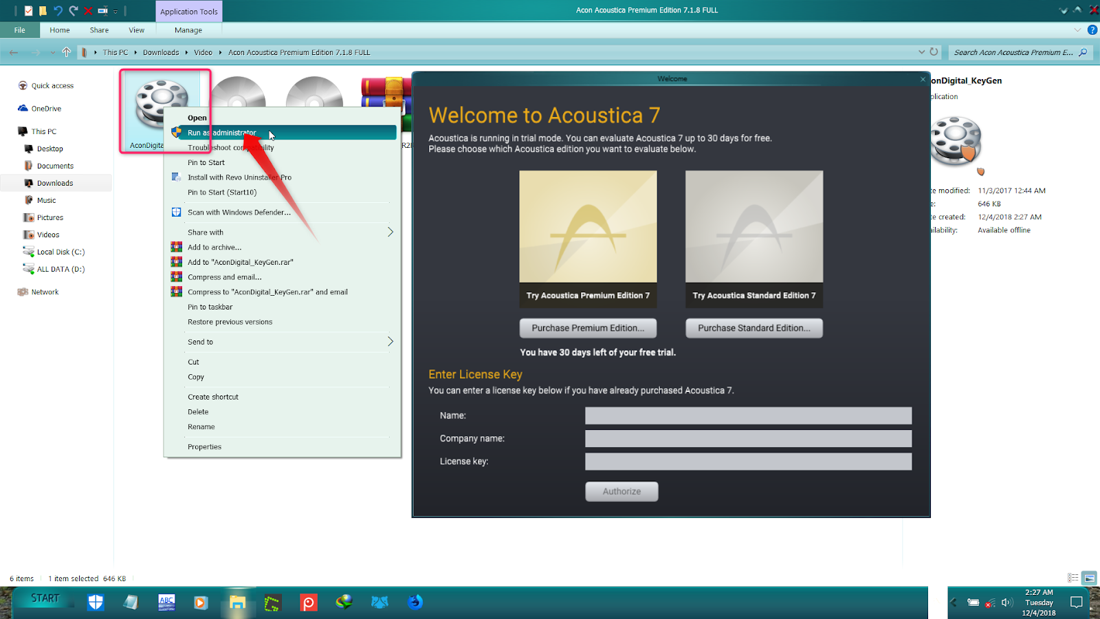 acoustica premium edition 5.0 free download