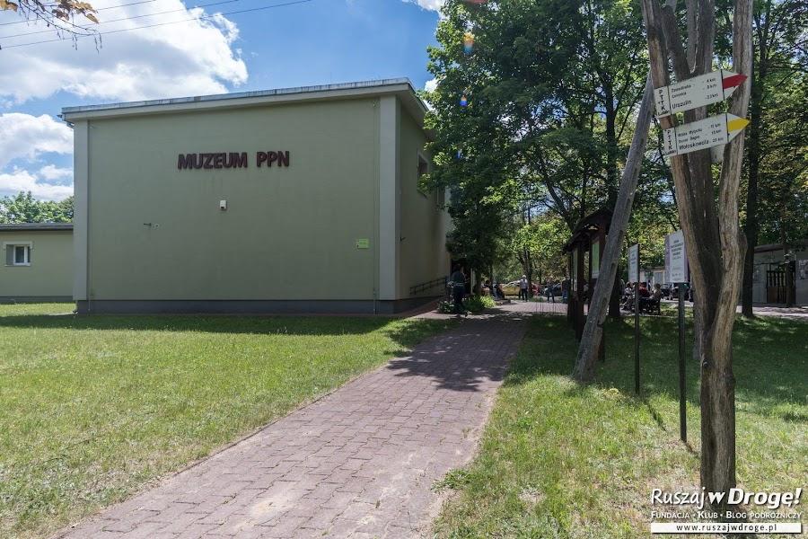 Muzeum Poleskiego Parku Narodowego w Starym Załuczu