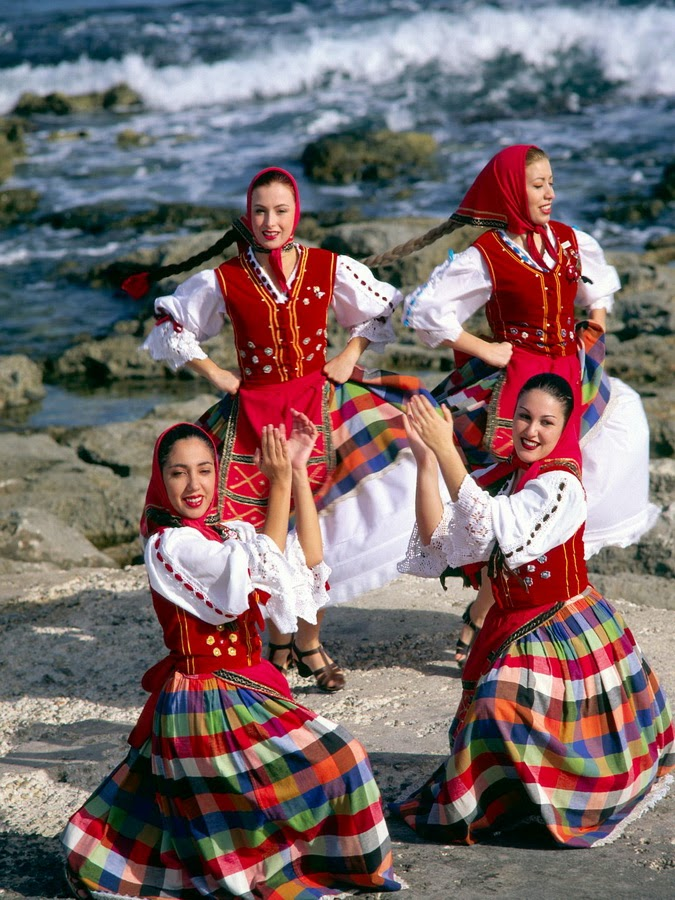 Malta traditional clothing 10 Most Beautiful Island Countries in the World