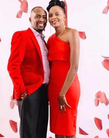 4 - From high school lovers to husband and wife, this couple excites Kenyans, Love is beautiful (PHOTOs)