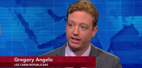 Gregory T. Angelo - Log Cabin Republicans