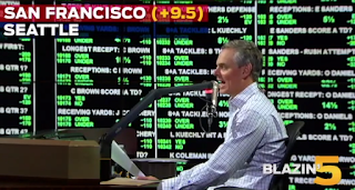 Colin Cowherd Blazin' 5 NFL Picks Week 3