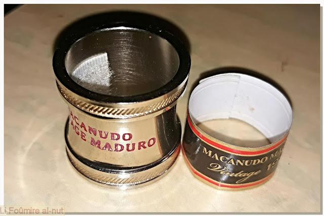 bague macanudo vintage