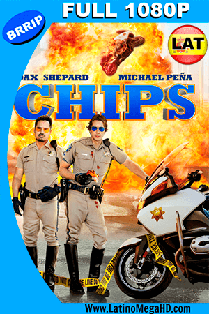 CHIPS: Patrulla Motorizada (2017) Latino FULL HD 1080P ()