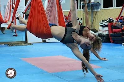 yoga aerea