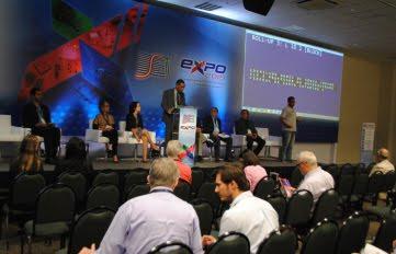 Presidentes da SET e da ABTA participaram do painél TV Digital - Acessibilidade (SET EXPO 2015)