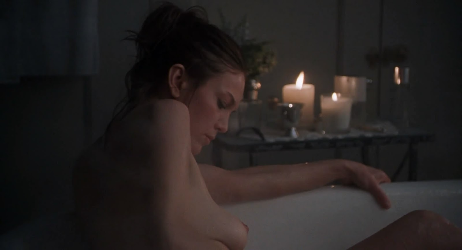 Nude movie scenes compilation with you