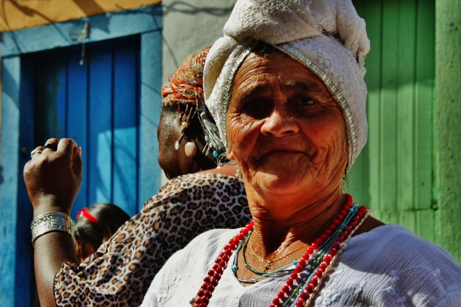 Nativa no carnaval de marchinhas de São Luiz do Paraitinga.