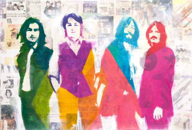 Booktag: The Beatles