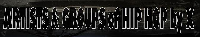 Artistas & Grupos de Rap / Hip Hop por X