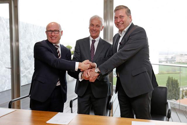 Skoda liderará parceria entre VW e Tata para emergentes