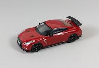 Oversteer 2015 Nissan GT-R