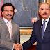 Danilo Medina recibe al sultán de Dubai, quien tiene inversiones en RD