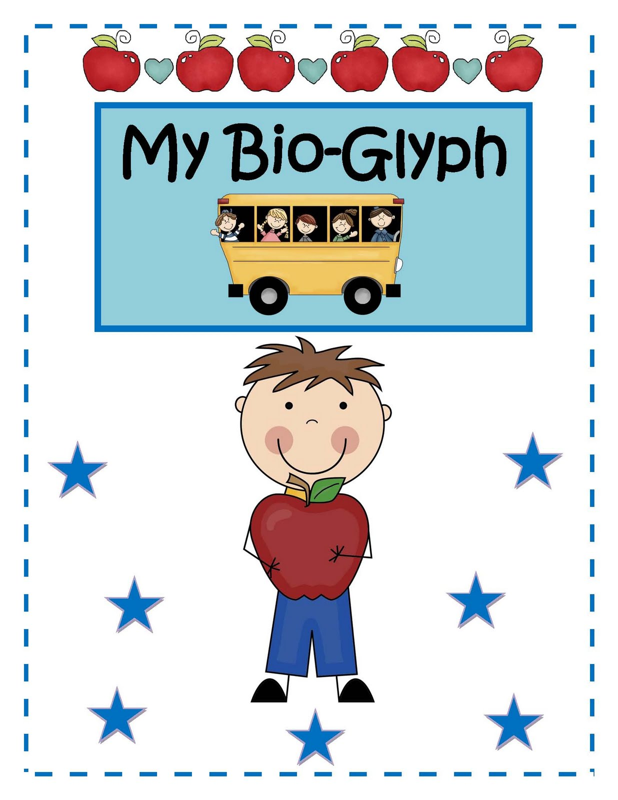 Engaging Lessons And Activities Back To School Bio Glyph