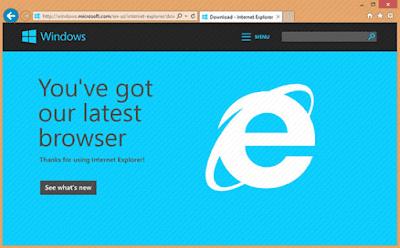 Internet Explorer 2017