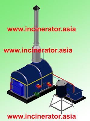 jual incinerator rumah sakit